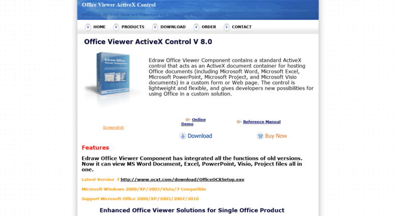 Access anydraw com  Edraw Office Viewer ActiveX Control - Embed Word