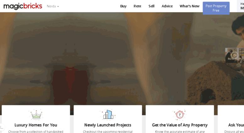 Access api magicbricks com  Real Estate   Property in India   Buy