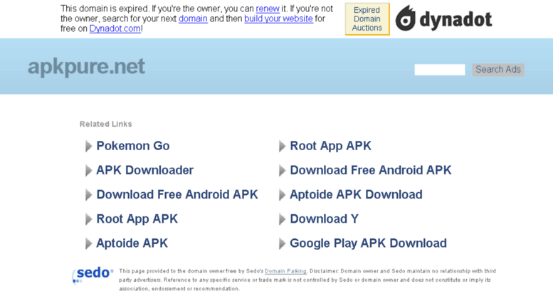 Access apkpure net  ApkPure - Android Games and Apps Apk Files