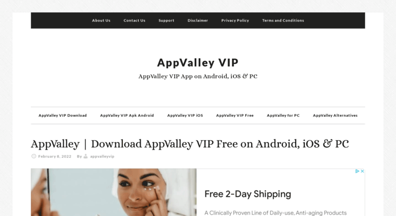 Access appvalleyvip com  AppValley VIP Free | Download AppValley App