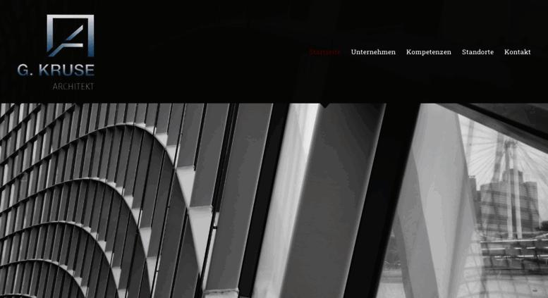 Access Architekt Kruse Net Startseite Architekt Kruse