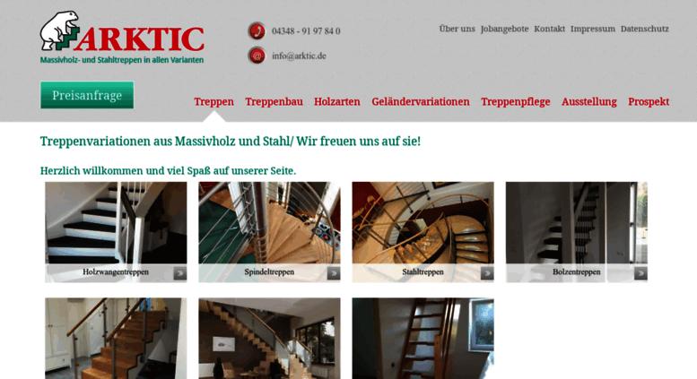 arktic treppen my blog. Black Bedroom Furniture Sets. Home Design Ideas