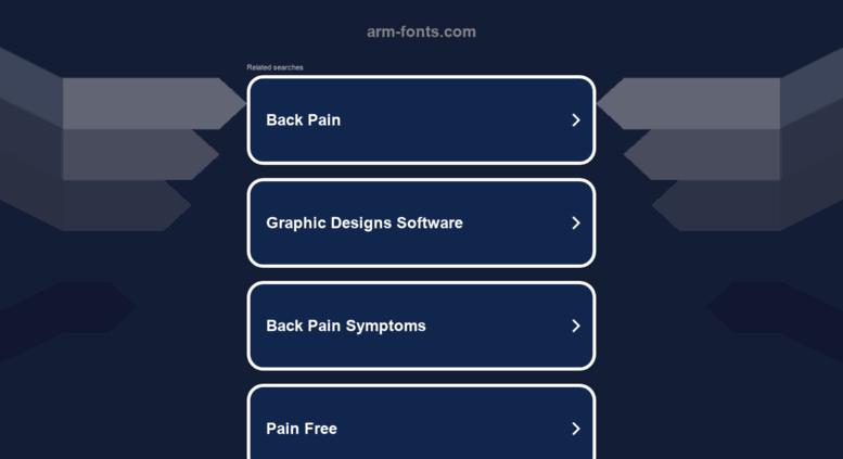 Access arm-fonts com  Armenian Fonts For Free — Download Unicode
