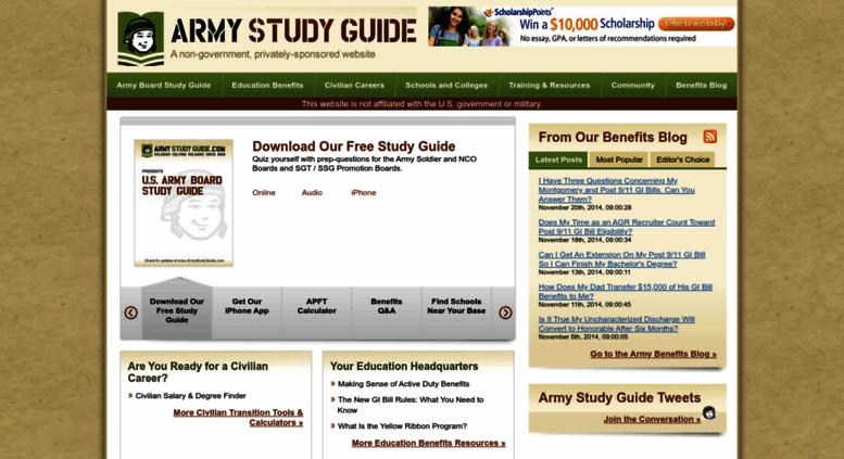 Machine gunners study guide.