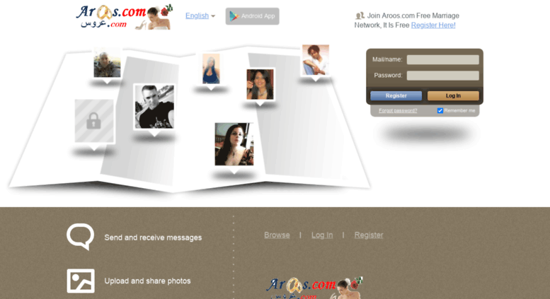 free social and dating network
