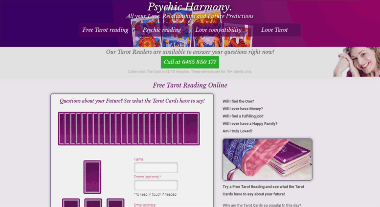 Access astro-psychic-tarot com  Free Tarot Reading Online – Psychic