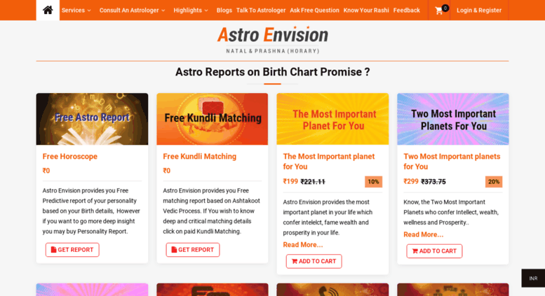 Access astroenvision com  Online Astrology, Online