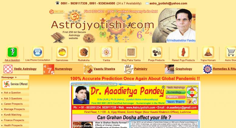 Access astrojyotishi com  Astrojyotishi | ISO certified
