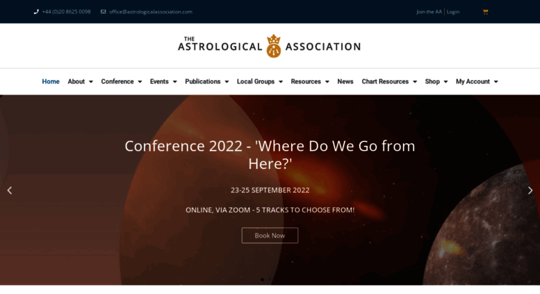 astrological association of great britain