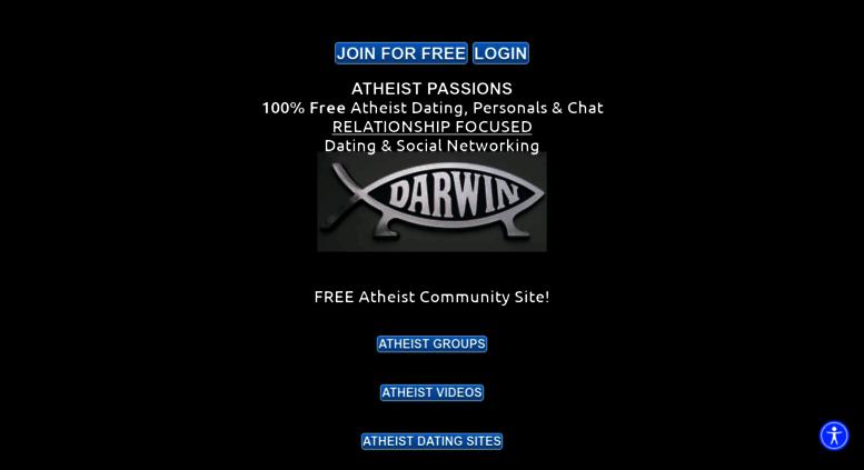 Atheist dating sites
