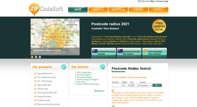 Access australiapostcodes com  Postcodes Australia
