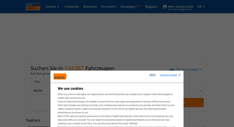 Auto Verkaufen Autoscout24