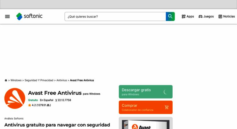 instalar avast antivirus gratis softonic