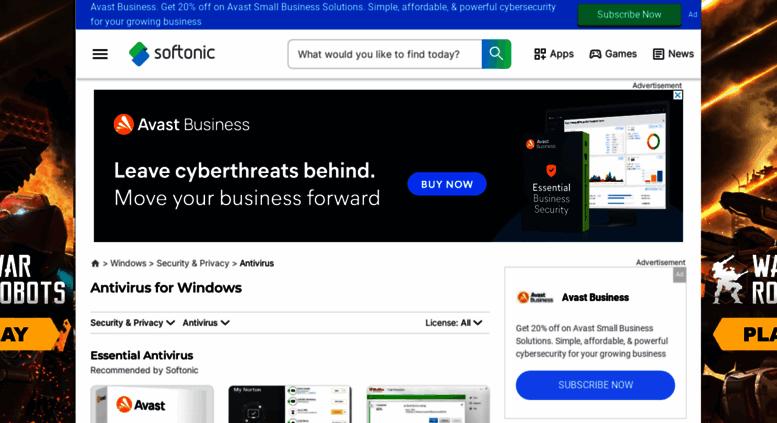 Access avetix-antivirus en softonic com  Download avetix antivirus