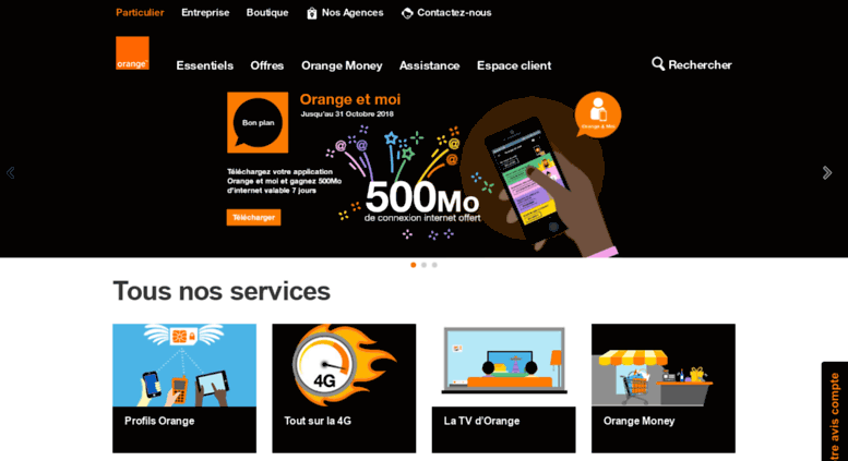 Internet Fixe Orange