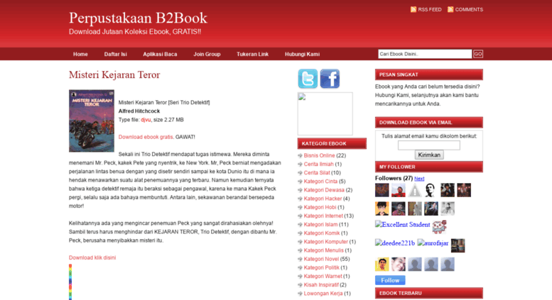 Gratis ebook site download