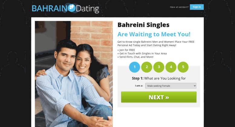 Bahrein dating site