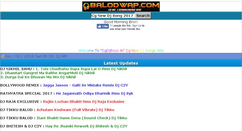 Access balodwap com