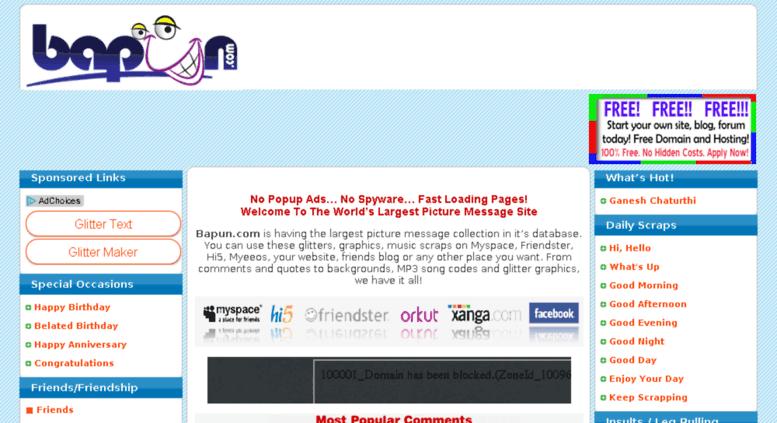 Access bapun com  Contact Support