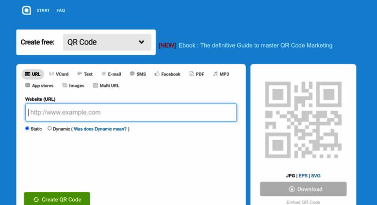 Access barcode-generator org  Free Barcode Generator