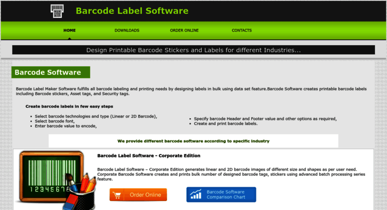 graphic relating to Printable Asset Tags named Attain . Barcode label application