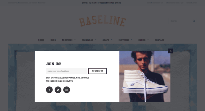 999ecf18565240 Access baselineskateshop.com. Baseline Skate Shop – baselineskateshop