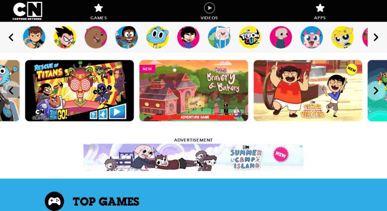 Access Batmangamecreator Cartoonnetwork Com Ph Home Free Online Games And Video Cartoon Network