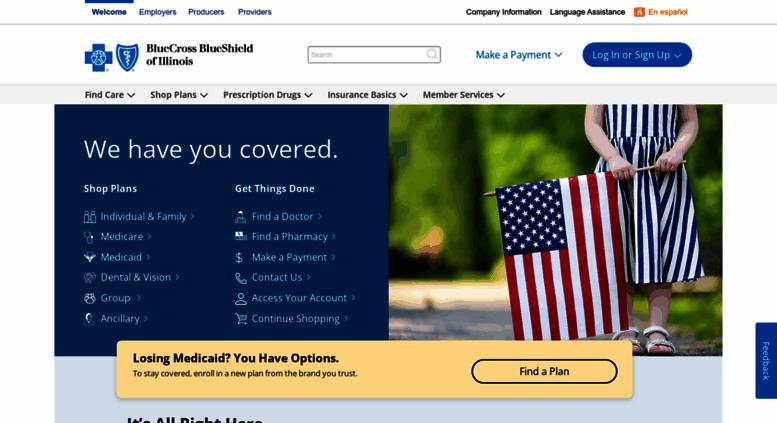 Access bcbsil com  Health Insurance Illinois | Blue Cross