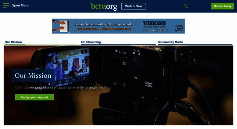 Bctv Org Screens