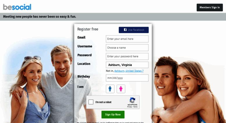 gratis dating sites va rare speed dating london