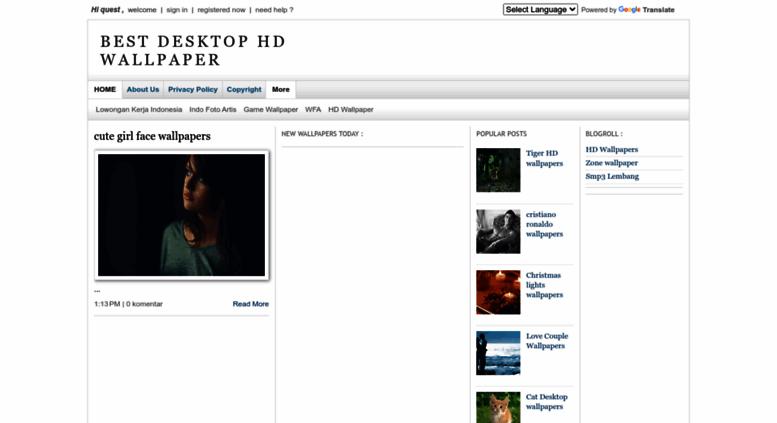 Access Best Hd Desktop Wallpaperblogspotcom Best Desktop