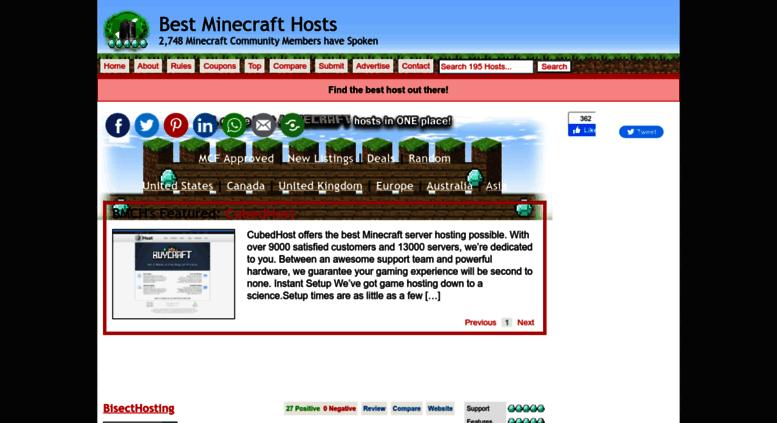 minecraft-hosting.pro reviews