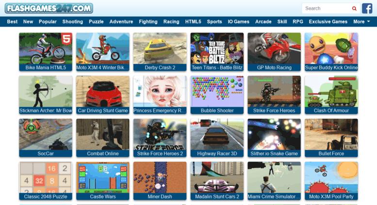 Newgamefree flash games play