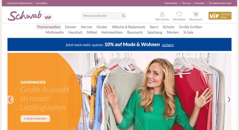 Access . Schwab | Versand für Mode