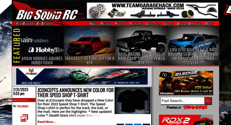 Rc Car News >> Access Bigsquidrc Com Big Squid Rc Rc Car And Truck News