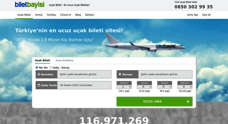 letzter Rabatt schönes Design Genieße den kostenlosen Versand Access biletbayisi.com. %100 En Uygun Uçak Bileti Ara, Uçak ...
