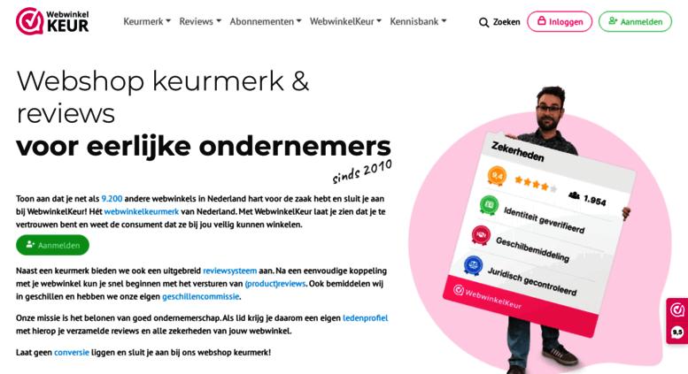 40612279691 Access blog.klantenscores.nl. Webwinkel Keurmerk + ...