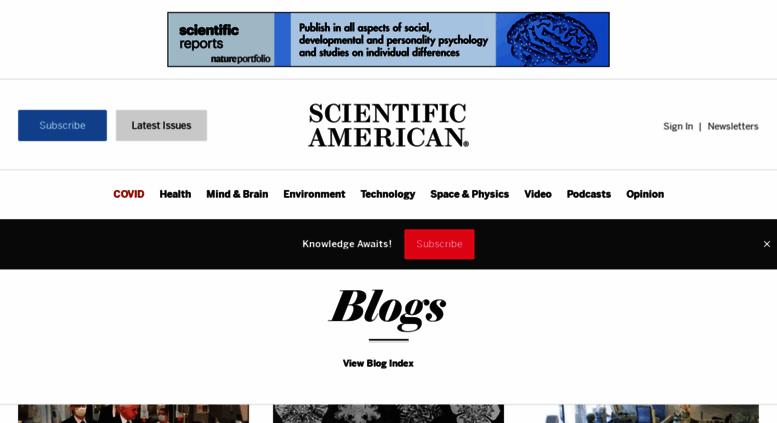 Картинки по запросу blogs.scientificamerican.com