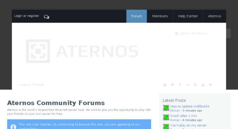 Https Aternos Org Create