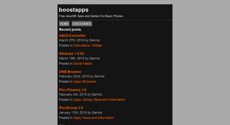 Access boostapps com