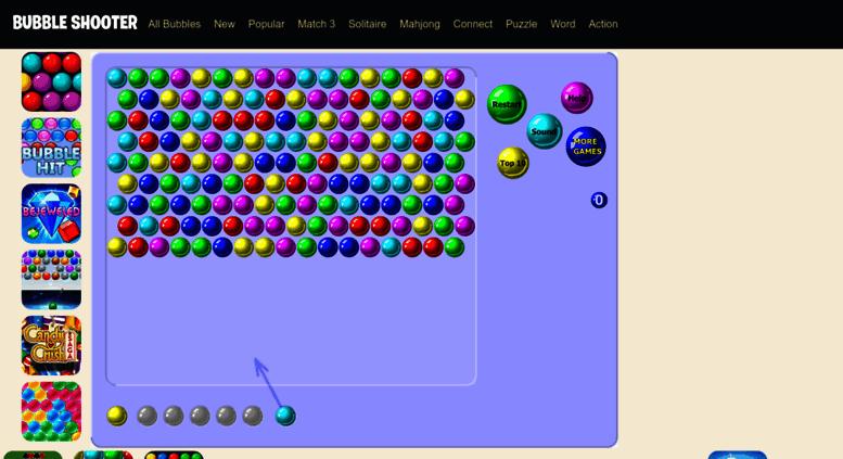 Www Bubbleshooter Net Gratis