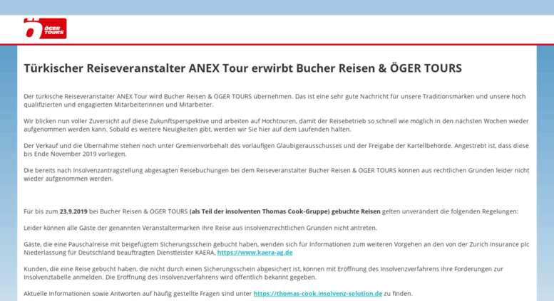 oeger tours aktuell