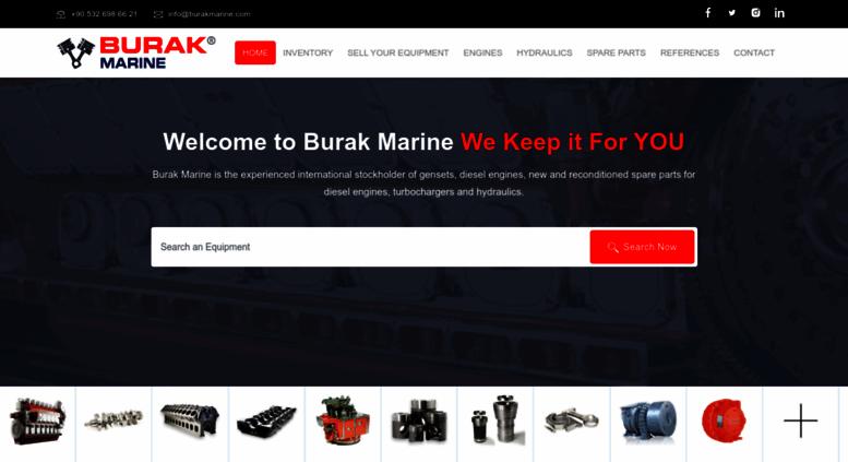 Access burakmarine com  Wartsila, MAK, Deutz, Pielstick