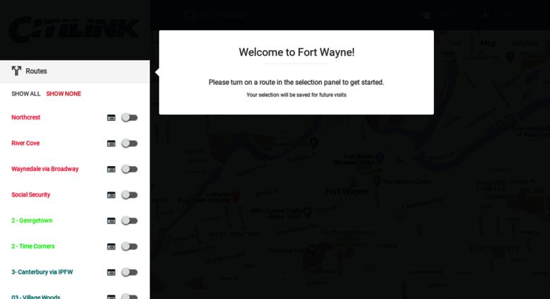 Access busbank.doublemap.com. DoubleMap - Live Bus Tracker on
