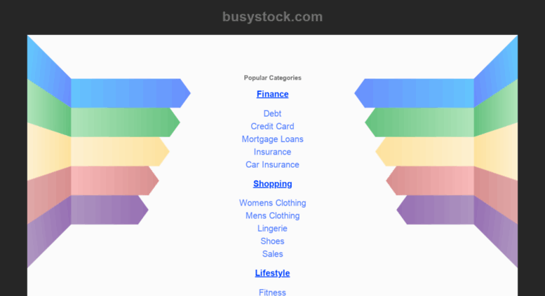 Access busystock com  Everything about earnings & price