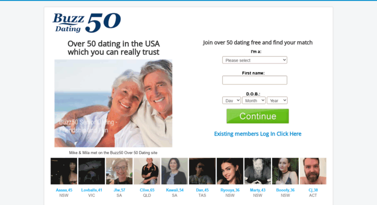 Senior Dating Sites USA Dating Sites i Chicago Il