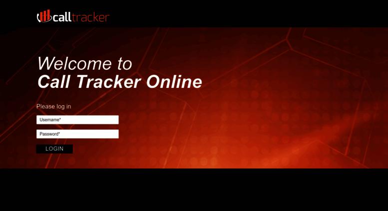 Access calltrackeronline com  Call Tracker Online