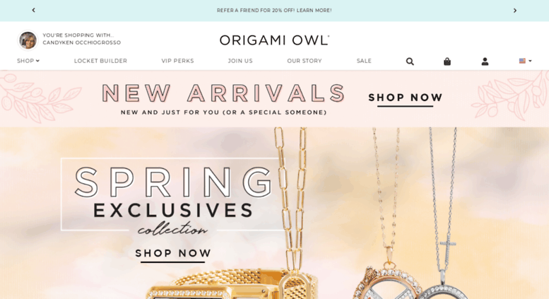 Origami Owl Custom Jewelry | | 423x777
