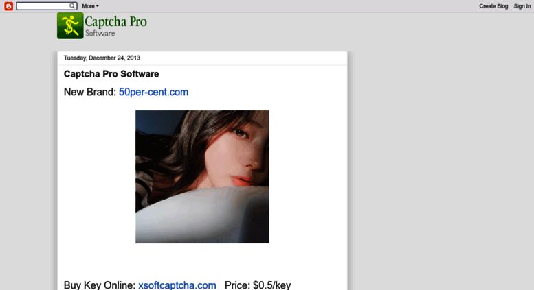 Access captcha-software blogspot com  Captcha Pro Software