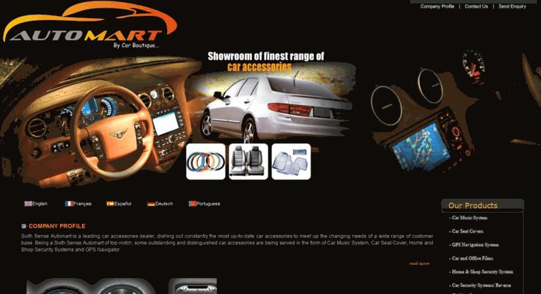 Access Carboutique In Car Accessories Dealer India Car